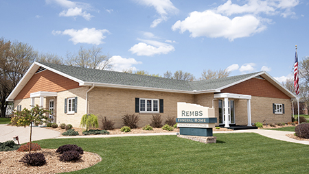 Rembs Funeral Home And Crematory Marshfield Junction City Pittsville Stratford Wi Funeral Home Cremation